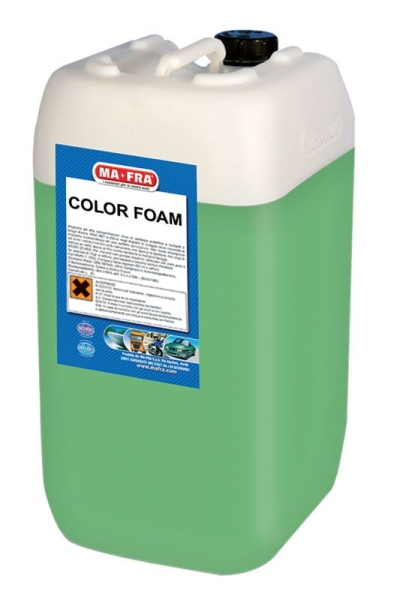 P0463V - COLOR FOAM VERDE T/25