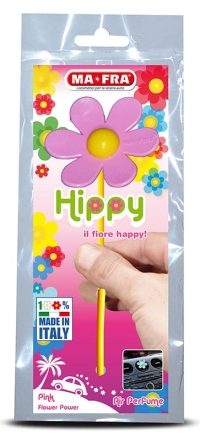 FIORE HIPPY PINK - FLOWER POWER