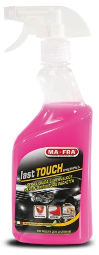 LAST TOUCH EXPRESS 500 ml