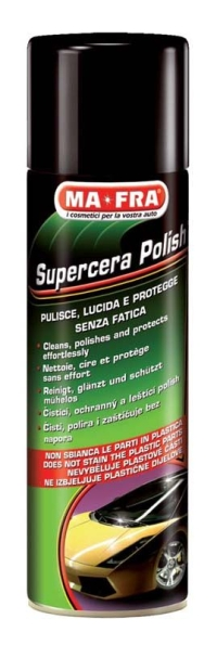 SUPER CERA POLISH 500 ml